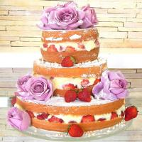 Clever tips and stylish wedding wins Naked Cake