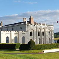 Combermere Abbey outside