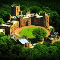 Peckforton Castle, Cheshire grand and romantic wedding venue