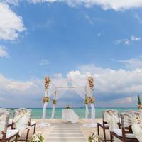 Phi Phi tropical wedding