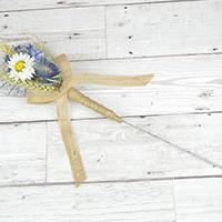 Shropshire Flower Girls wands