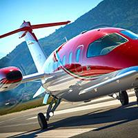 Style in The Sky Private Jet