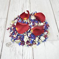 royal wedding confetti