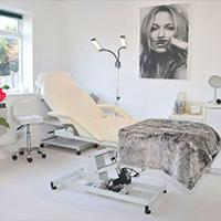 Samantha Trace treatment room