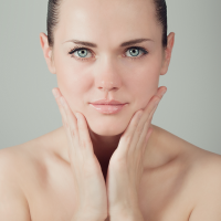 Skin care expert, Seena Seka from Calypso