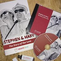 Audio and Book Love Story is the Perfect Wedding Gift with a Difference this Season