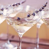 summer wedding cocktails