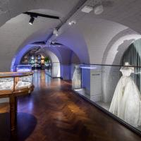 The wedding Mezzanine of The Wedding Gallery, London