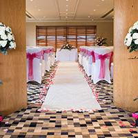 Thorpe Park - wedding venue - reception troom