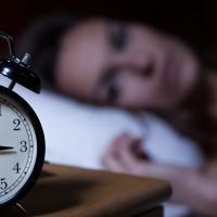 good night's sleep before your wedding