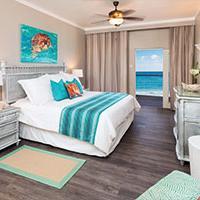 Tropical Breeze hotel room