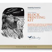 TwentyTweny block printing kit, add Personal Stamp to your Wedding