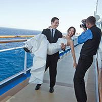 Cruises Make A Perfect Wedding Venue
