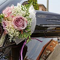 wedding car selection
