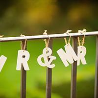 Plastic free - the latest eco-friendly wedding trend