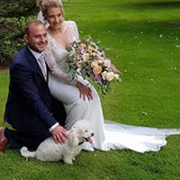 'Furrytail' Weddings Fit for a Corgi
