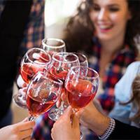 Hen party Wine tasting Oxford Chet
