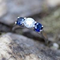 Diamond Engagement Ring colourme beautiful