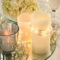 light up your wedding for less with stylish LEDs