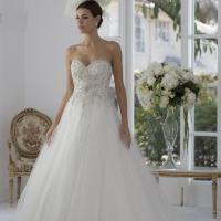 biggest bridal wear trends for spring 2016 byVenus Bridal