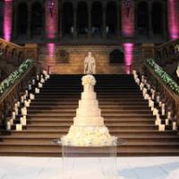 Sweet Hollywood bespoke wedding cakes