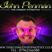 John Penman The Comedy Hypnotist poster