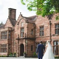 Wrenbury Hall Wedding Venue - Sarah and Shaun