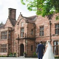 Wrenbury Hall Wedding Venue - Sarah and Shaun