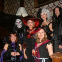 What goes on at Murder Mystery Party?