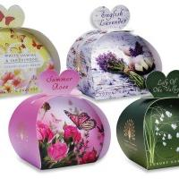 The English Soap Company Luxury Guest Soaps