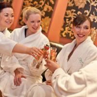 Fisherbeck Management Oxleys Health Spas for a tranquil world of total relaxation
