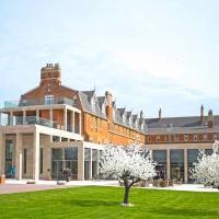 historicStanbrook Abbey Hotelin Worcestershire grade II listedPuginAbbey
