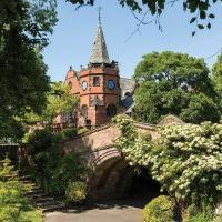 Port Sunlight Village Trust The Dell Bridge
