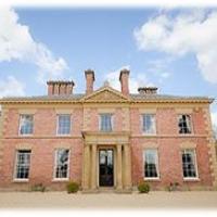 Garthmyl Hall, Powys, Wales, beautifully restored exclusive wedding venue
