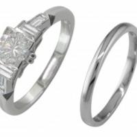Choose the Perfect Wedding Ring to Suit Your Engagement Ring by The London Victorian Ring Company