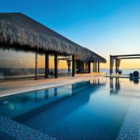 Velaa Private Island Ocean Pool House