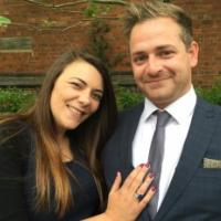 Zoe Anastasi and Will Diggins social media weddings