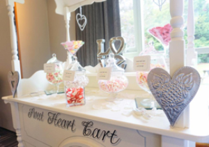 Introducing Sweet Heart Cart and Events!
