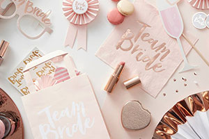 Instagram worthy hen party pack