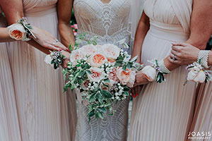 A guide to choosing the perfect wedding flowers for your big day