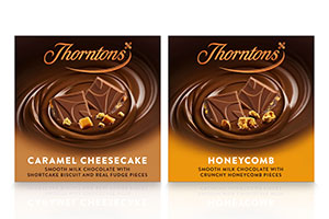 unwind and relax with Thorntons chocolate blocks