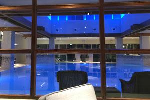 Thorpe Park Wedding Venue - pool