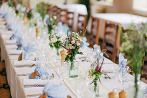 Choosing the Wedding caterer