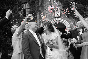 Don't delay your wedding day – Save up to 15% on weddings at Crabwall Manor Hotel & Spa