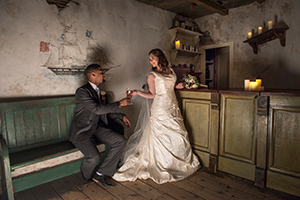 Museum of London Docklands licensed for weddings and civil partnerships for the first time