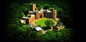 Peckforton Castle - Grand and Romantic