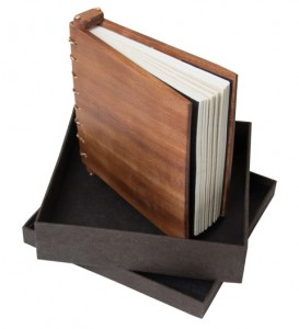 Anglesey Paper Company - Wooden-journal-with-box-handmade-UK
