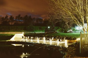 Moddershall Oaks Night View
