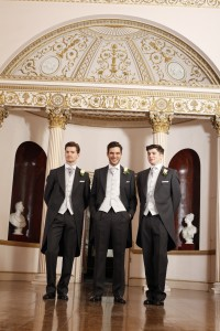 Slate Tailcoat Youngs Hire