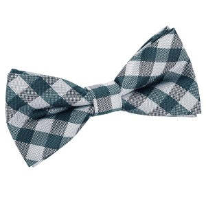 gingham_mens_turquoise_bow_tie